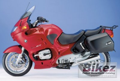 2004 BMW R 1150 RT photo