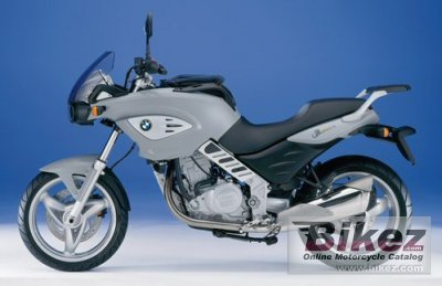 2004 BMW F 650 CS Scarver photo