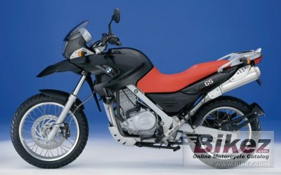 2004 BMW F 650 CS photo