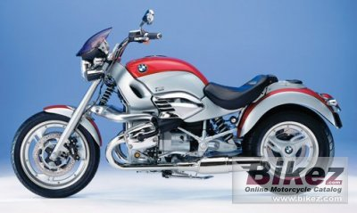 2004 BMW R 1200 C Independence photo