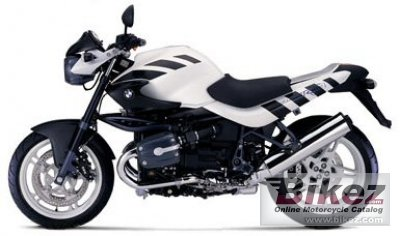 2004 BMW R 1150 R Rockster Edition 80 photo