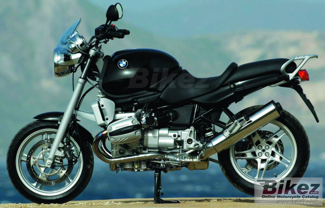 Big BMW r 850 r picture and wallpaper from Bikez.com