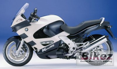 2004 BMW K 1200 RS specifications and pictures