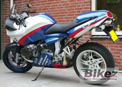2004 bmw r 1100 s boxercup replica specifications and pictures. Black Bedroom Furniture Sets. Home Design Ideas