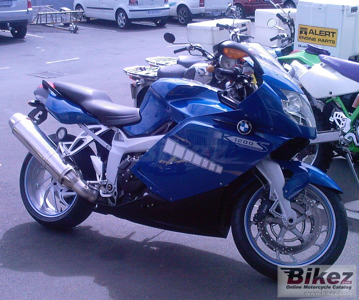 Big  k 1200 s picture and wallpaper from Bikez.com
