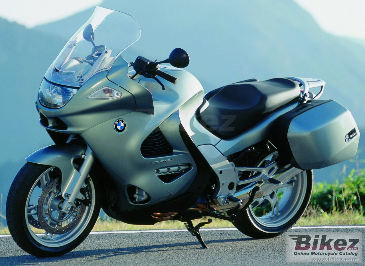 Big BMW k 1200 gt picture and wallpaper from Bikez.com