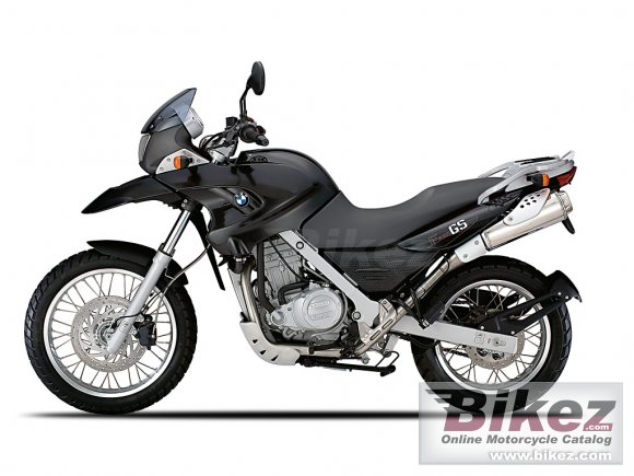 2005 BMW F 650 GS photo