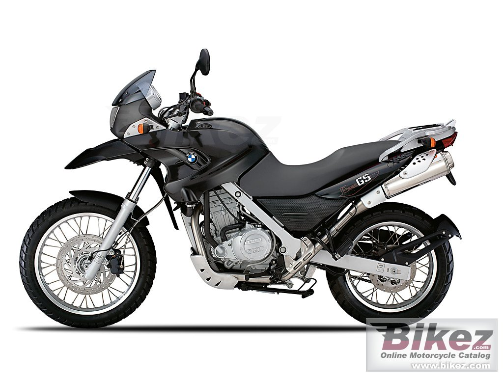 nymous user. f 650 gs