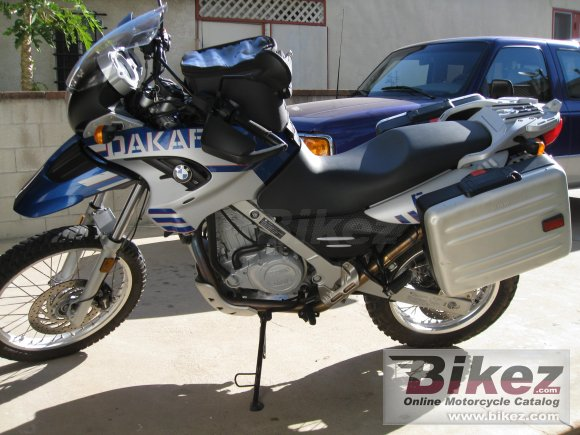 2005 BMW F 650 GS Dakar photo