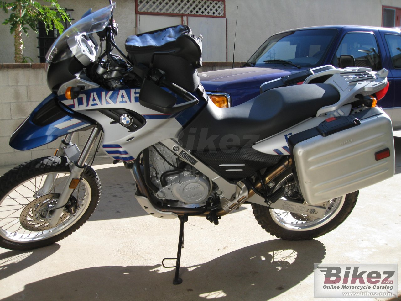 nymous user. f 650 gs dakar