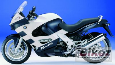 2005 BMW K 1200 RS photo