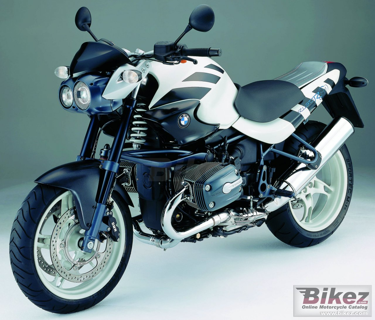 Big BMW r 1150 r rockster picture and wallpaper from Bikez.com
