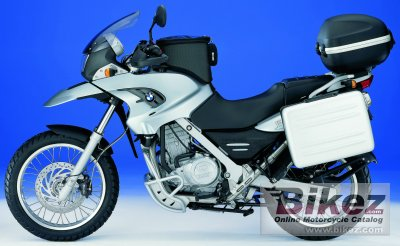 2005 Bmw F 650 Gs Specifications And Pictures