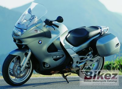 2005 bmw k 1200 gt specifications and pictures. Black Bedroom Furniture Sets. Home Design Ideas
