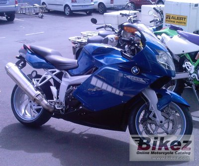 2005 Bmw K 1200 S Specifications And Pictures