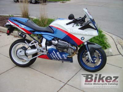 2005 Bmw R 1100 S Specifications And Pictures