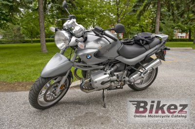 2005 Bmw R 1150 R Specifications And Pictures