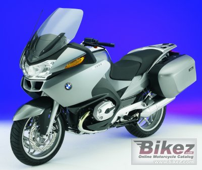 2006 BMW R 1200 RT photo