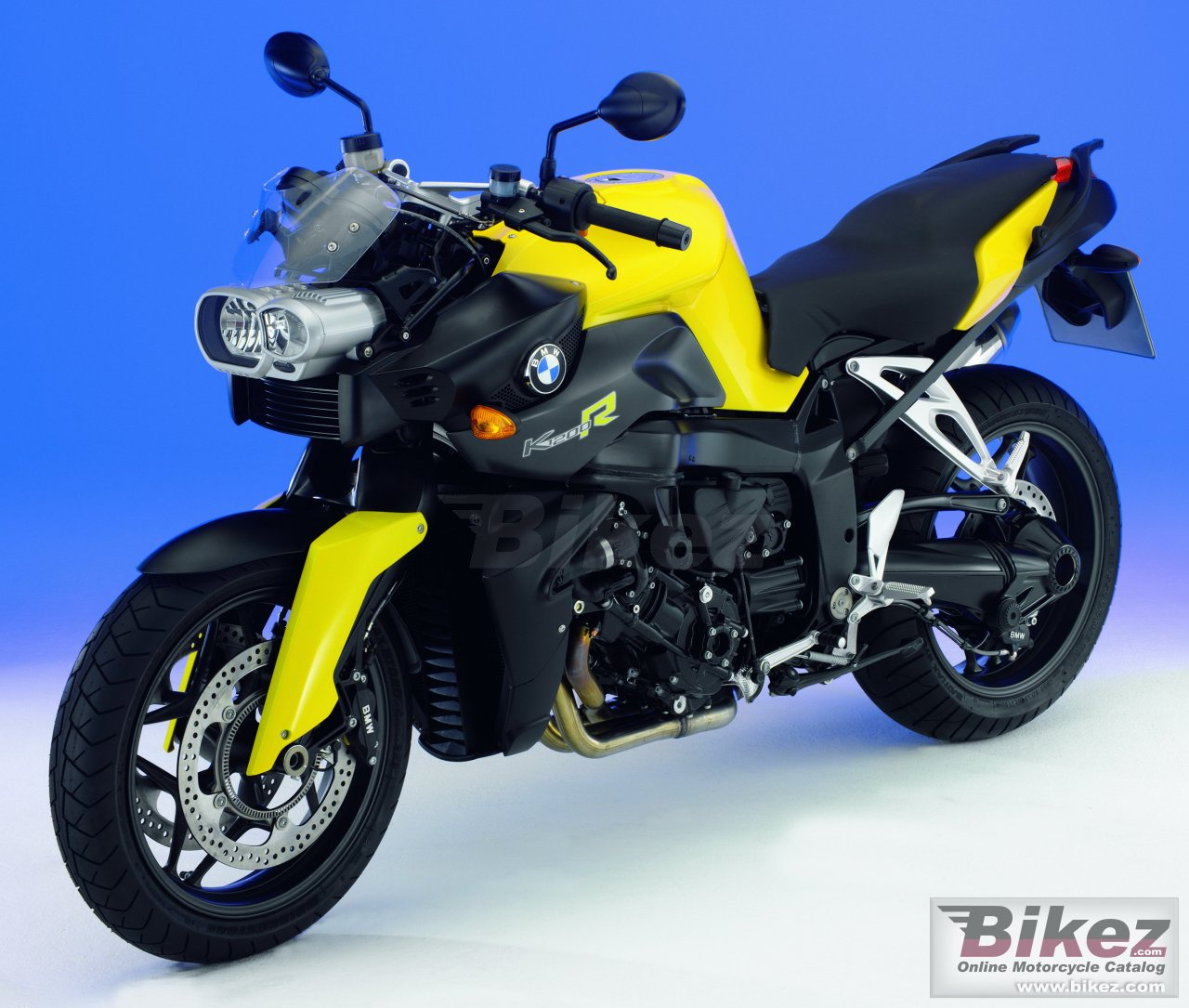 Big BMW k 1200 r picture and wallpaper from Bikez.com