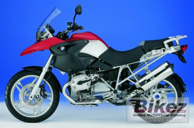 2006 BMW R 1200 GS photo