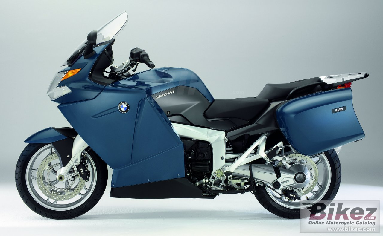 Big BMW k1200 gt picture and wallpaper from Bikez.com