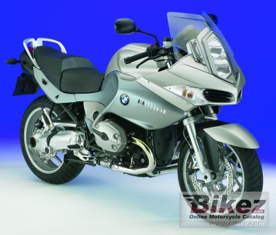 2006 bmw r 1200 st specifications and pictures. Black Bedroom Furniture Sets. Home Design Ideas