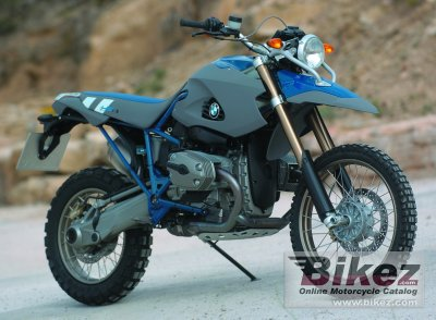 2007 BMW HP2 Enduro photo