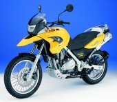 2007 BMW F650GS photo