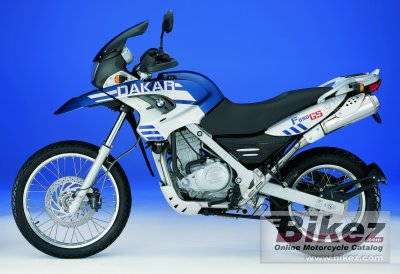 2007 BMW F650GS Dakar photo