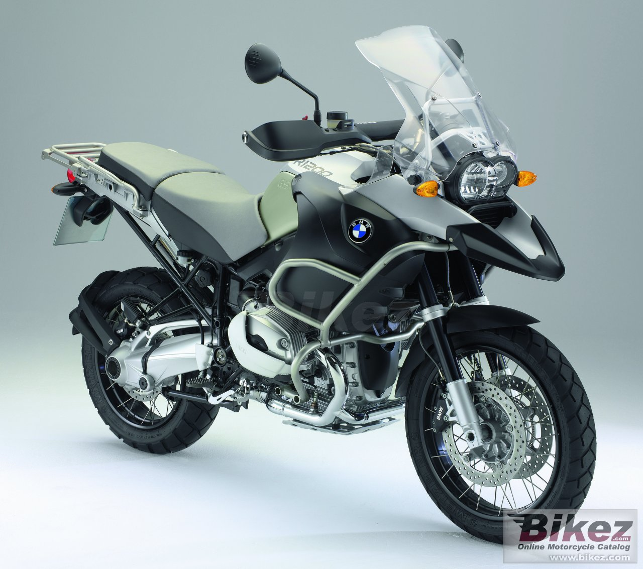 Big BMW r1200gs adventure picture and wallpaper from Bikez.com