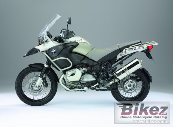 2007 BMW R1200GS Adventure photo