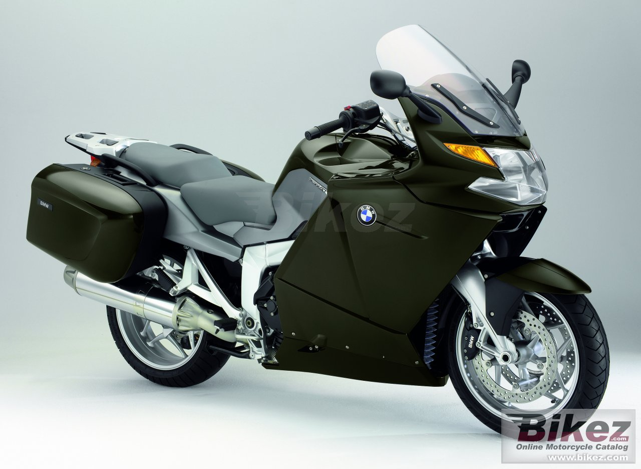 Big BMW k1200gt picture and wallpaper from Bikez.com
