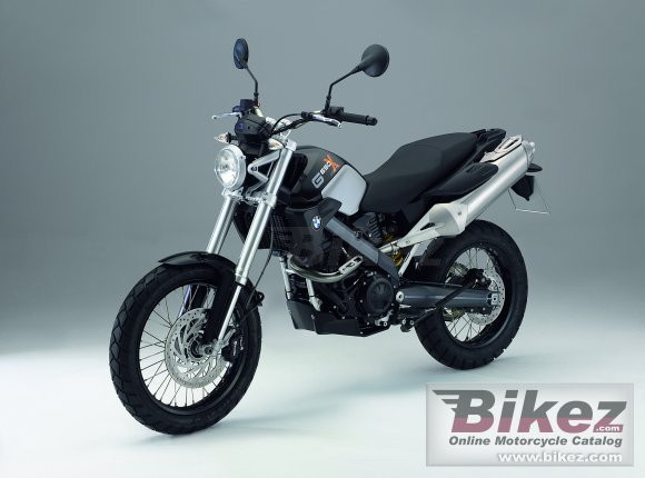 2007 BMW G650X Country