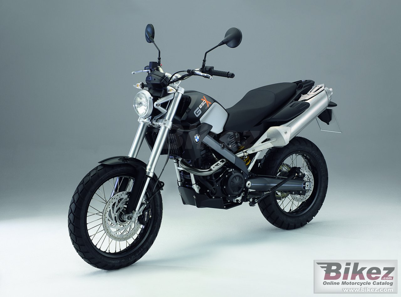 Big BMW g650x country picture and wallpaper from Bikez.com