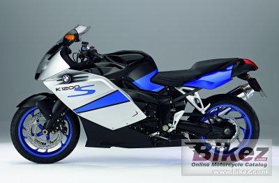 BMW K1200S image