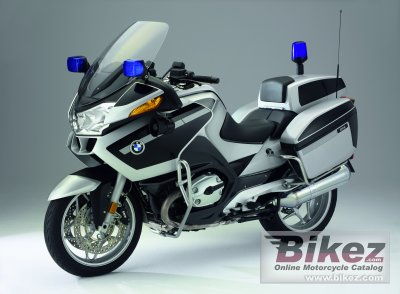 2007 BMW R 1200 RT Police photo
