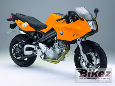 2007 Bmw F800 S Specifications And Pictures
