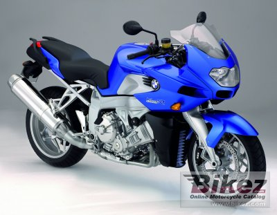 2007 Bmw K 1200 R Sport Specifications And Pictures