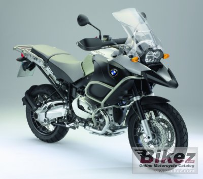 2007 Bmw R1200gs Adventure Specifications And Pictures