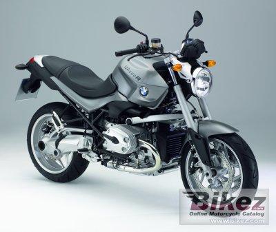 2007 BMW R1200R