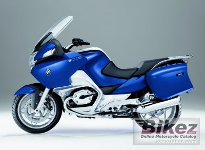 2007 Bmw R1200rt Specifications And Pictures