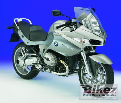 2007 BMW R1200ST specifications and pictures