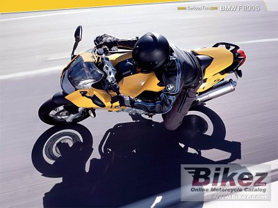 2008 BMW F 800 ST photo