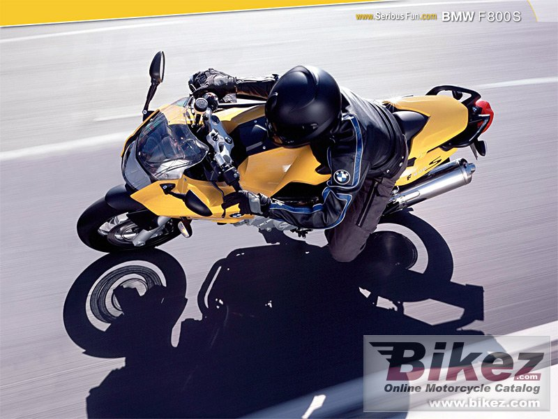 Big BMW f 800 st picture and wallpaper from Bikez.com