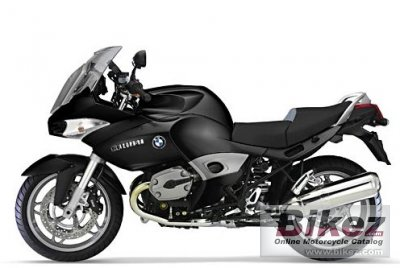 2008 BMW R 1200 ST photo
