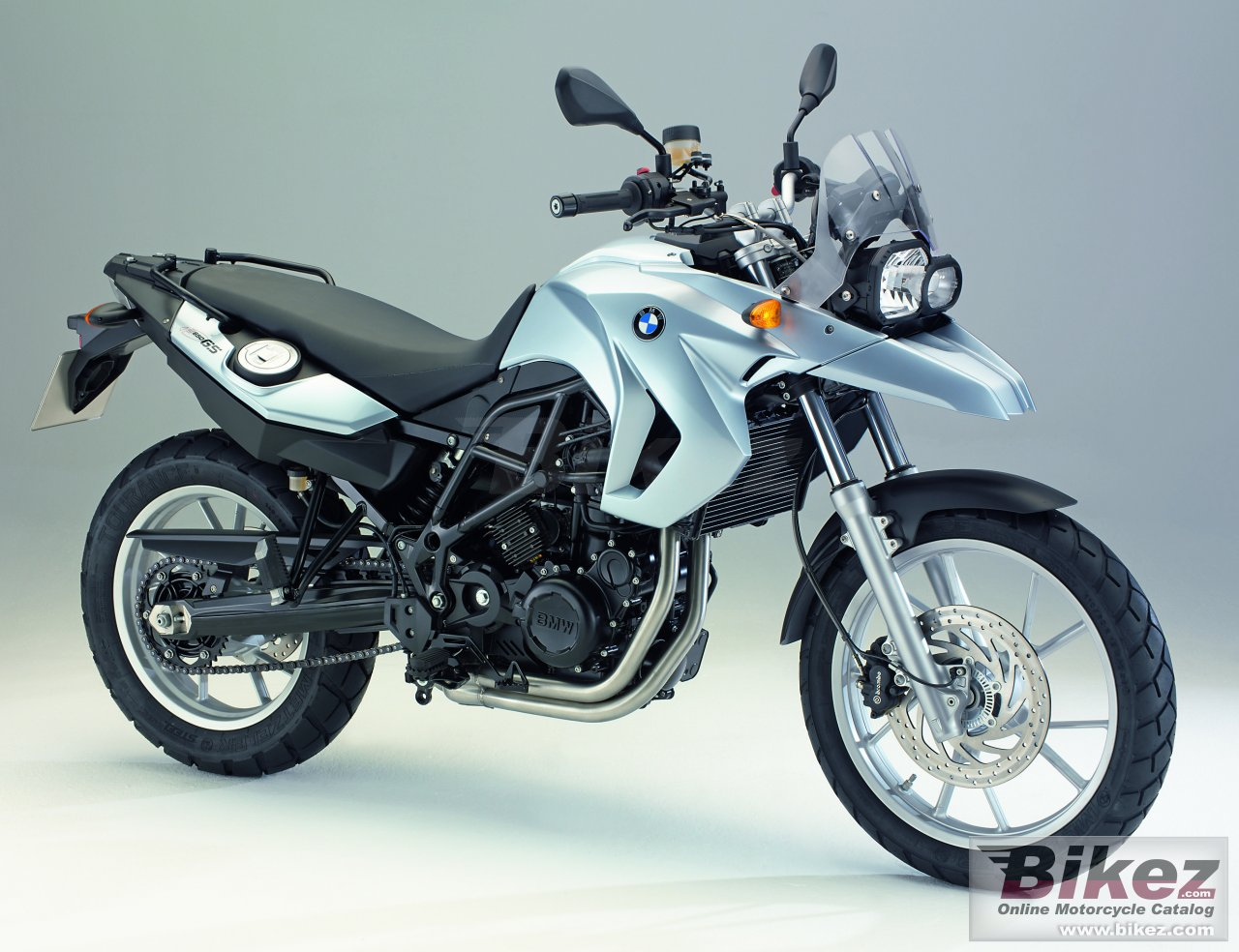 Big BMW f 650 gs picture and wallpaper from Bikez.com