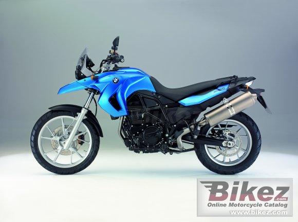 2008 BMW F 650 GS photo