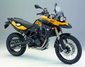 2008 BMW F 800 GS photo