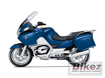 2008 Bmw R 1200 Rt Specifications And Pictures