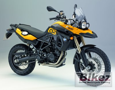 2009 BMW F 800 GS photo